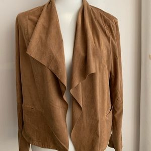 Lady Suede Jacket by Max Studio